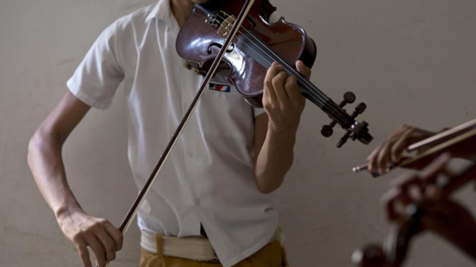 Angehende Musikstudierende können sich in St. Gallen vorbereiten.