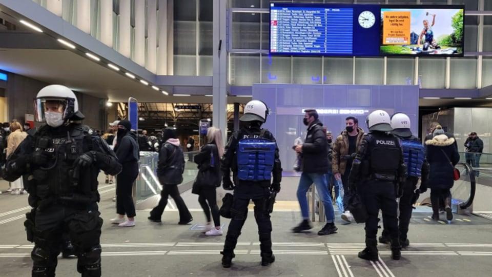 Erneut gibt es einen Aufruf zu Gewalt für die Stadt St. Galle
