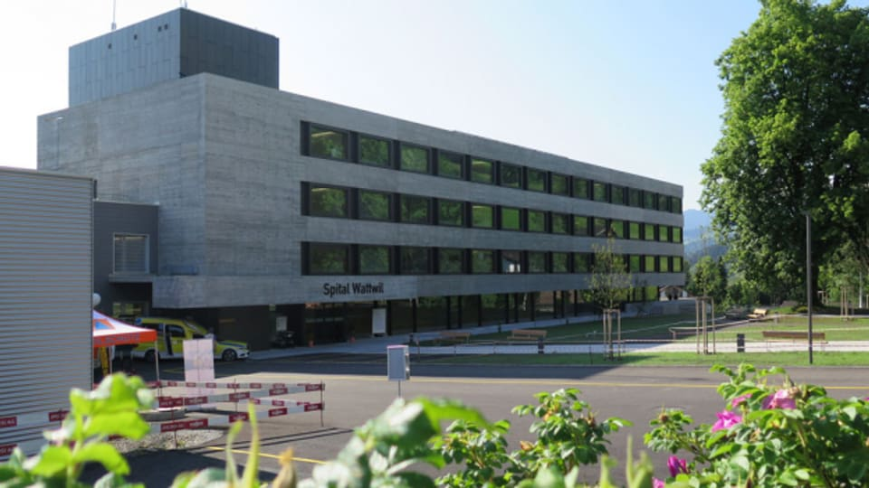 Begehrte Wattwiler Spitalimmobilie