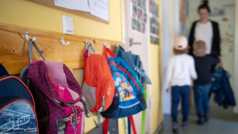 Die sprachlichen Hürden sollen beim Kindergarteneintritt nicht zu hoch sein