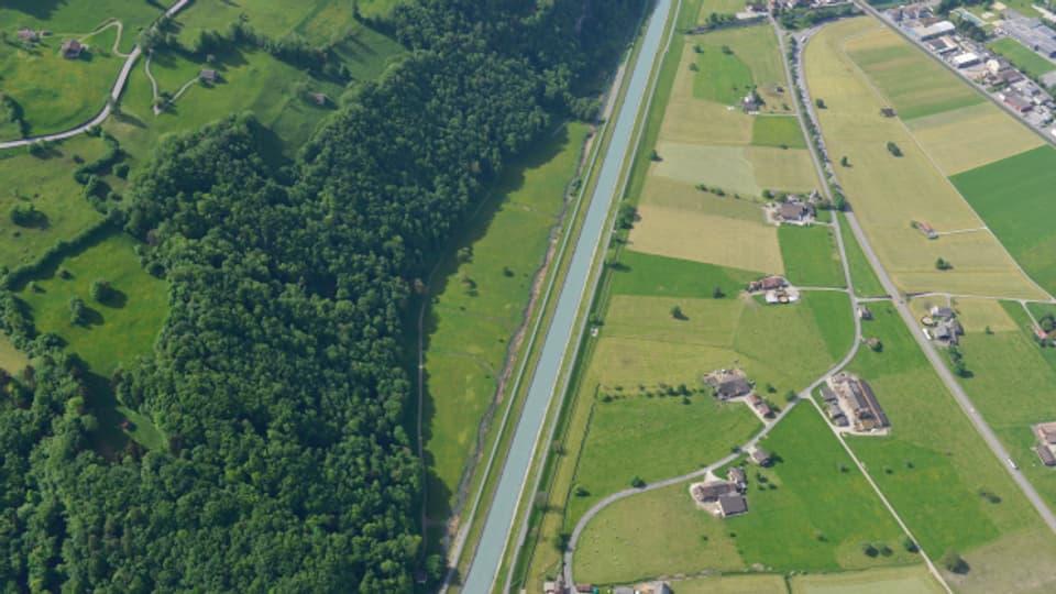 Escherkanal bei Kundertriet soll aufgeweitet werden