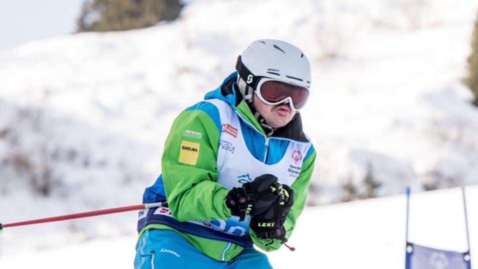 Sportler mit Beeinträchtigung messen sich 2029 im Bündnerland