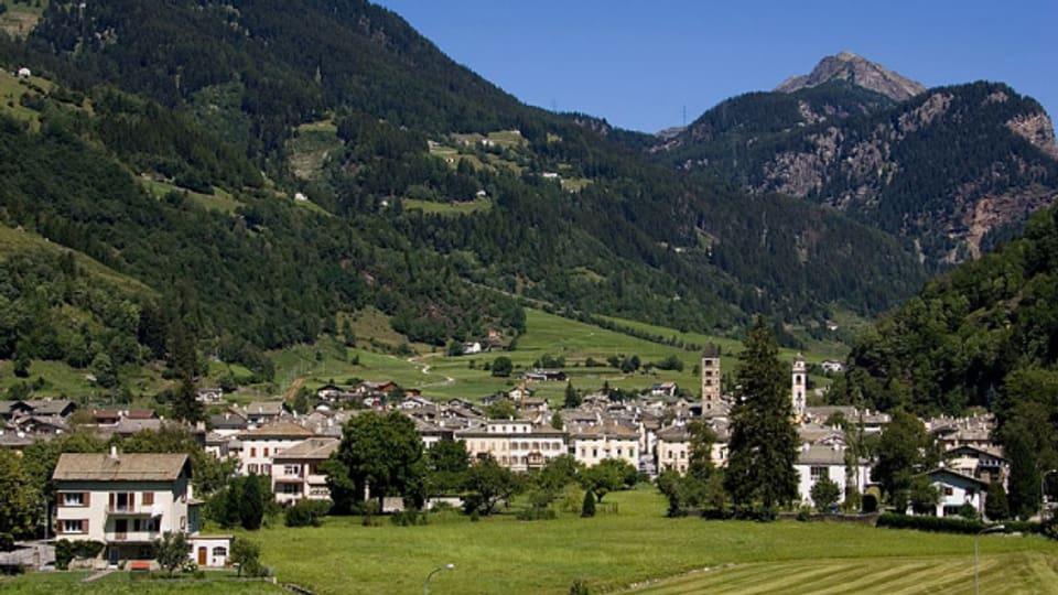 In Poschiavo soll die alte Bausubstanz des Dorfes erhalten bleiben.