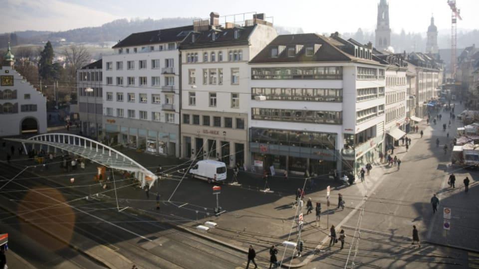Marktplatz/Bohl St.Gallen