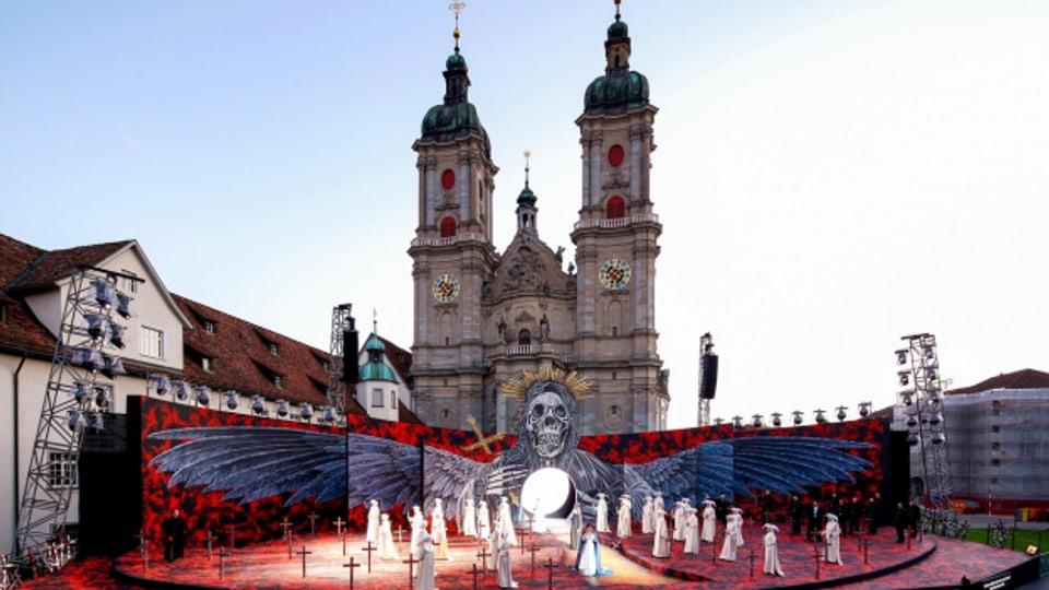 St. Galler Festspiele bald auch in Wil?