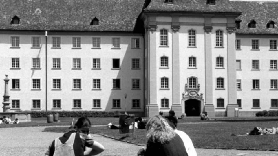 Staatsarchiv beim St.Galler Klosterplatz