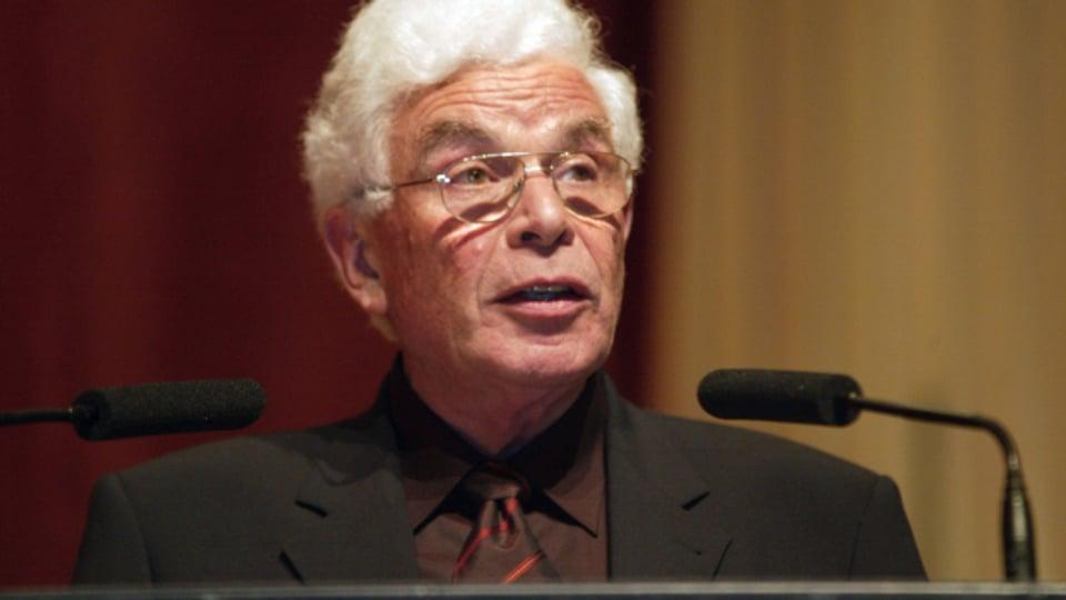 Walter Munz aus Arbon TG