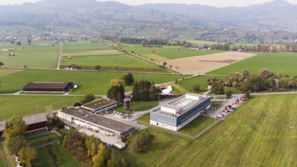 Erweiterung des Regionalgefängnisses Altstätten verzögert sich.