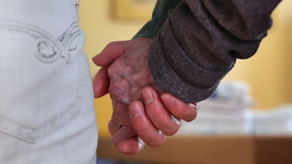 Pilotstudie zu Alzheimer am Kantonsspital St. Gallen