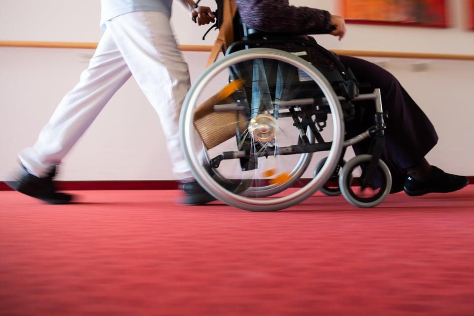 Menschen mit einer Behinderung sollen mehr selbst entscheiden können.