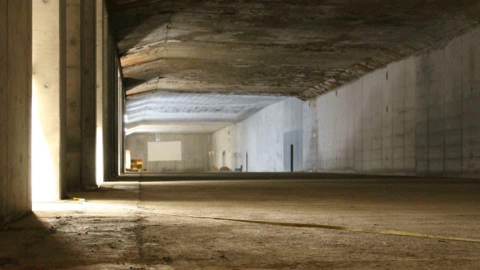 Dieser Tunnel unter dem Zürcher HB soll in drei Jahren den Velofahrern zur Verfügung stehen.