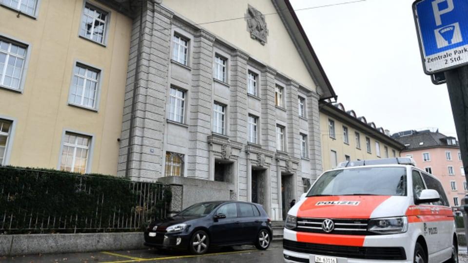 Das Bezirksgericht Zürich verhandelt die Forderungen von Brian alias «Carlos»