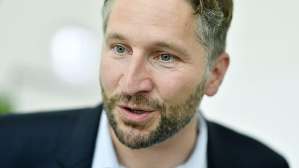 Kaspar Bopp möchte Winterthurer Stadtpräsident werden.