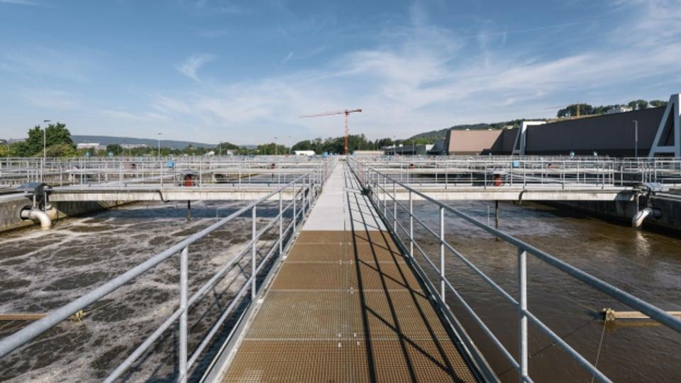 Wie entwickelt sich die Corona-Pandemie? Zürich sucht die Antwort im Abwasser.