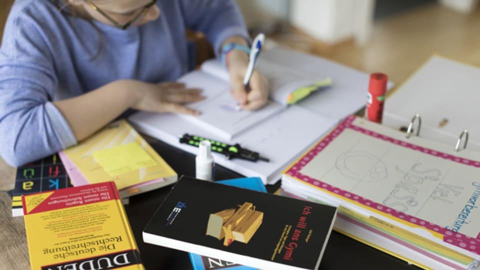 Fast 2300 Jugendliche haben dieses Jahr die Aufnahmeprüfung ins Gymnasium geschafft.