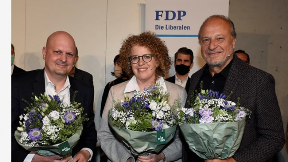 In der internen Ausmarchung setzte sich Rueff mit 57 zu 37 Stimmen gegen Gemeinderätin Yasmine Bourgeois durch.