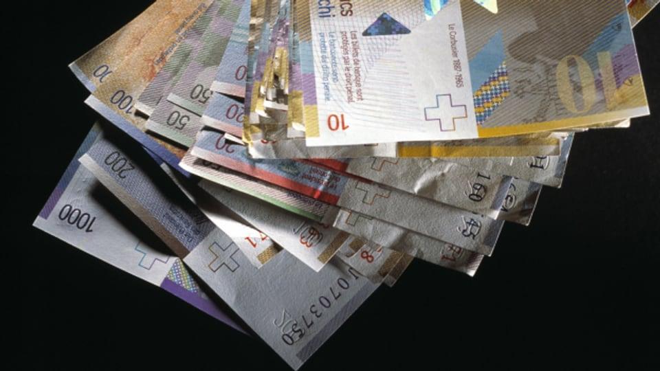 Wegen der Corona-Kredite stellte der Bund schnell und unkompliziert Geld zur Verfügung.