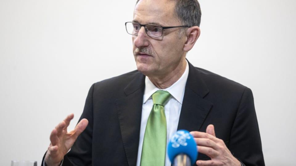 Zwischen Mario Fehr und der SP gibt es schon seit längerem Spannungen.