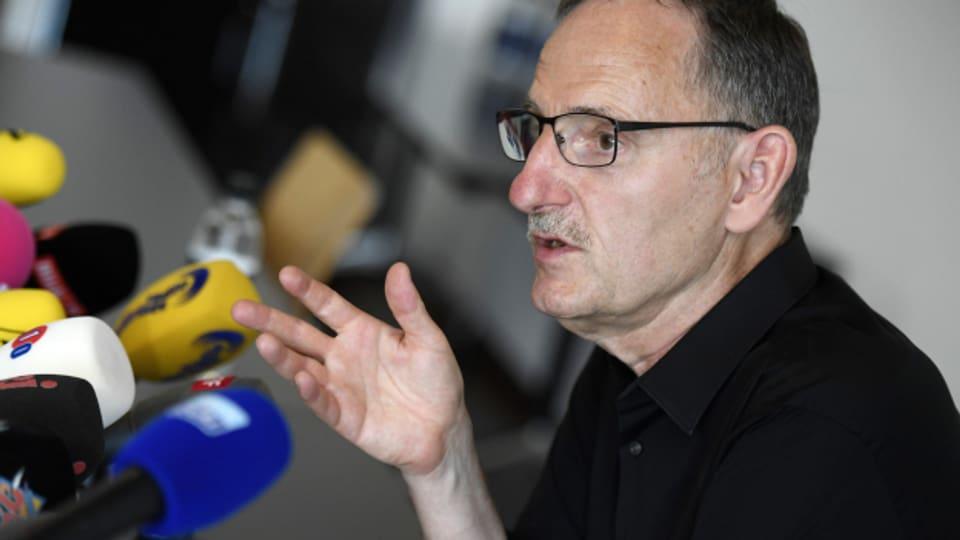 Der Zürcher Sicherheitsdirektor Mario Fehr und die SP gehen getrennte Wege.