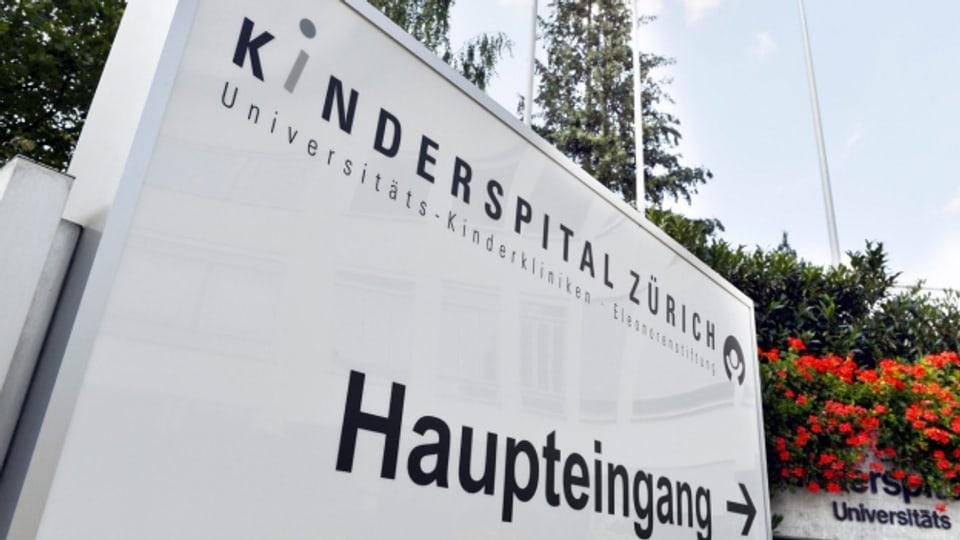 Das RS-Virus bereitet dem Zürcher Kinderspital Sorgen.