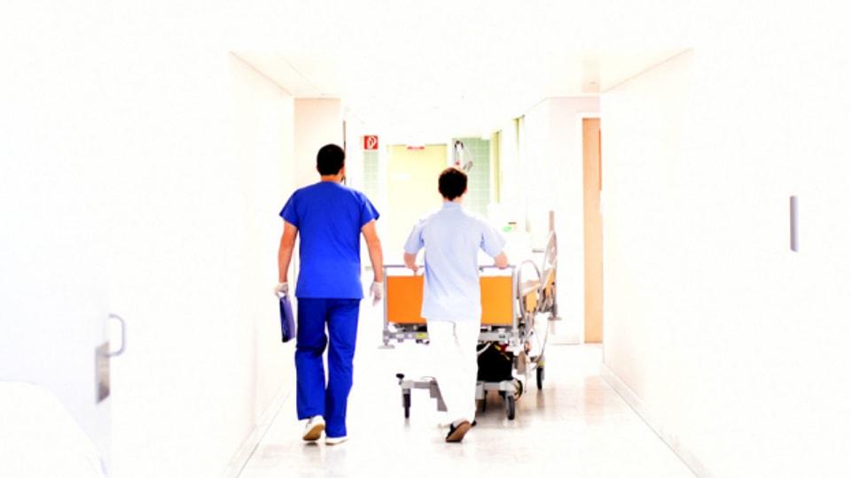 Hohe Impfquote in den Spitälern, Aufholpotenzial in den Zürcher Pflegeheimen.