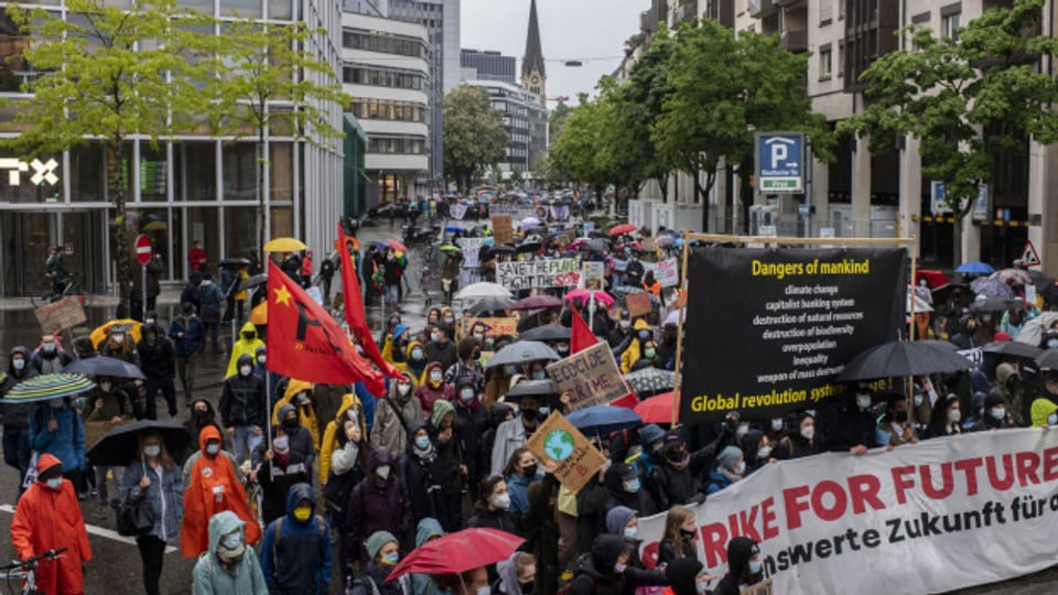 Bewilligungspflicht für Demonstrationen: Der Zürcher Gemeinderat hat an dieser Regel gerüttelt.
