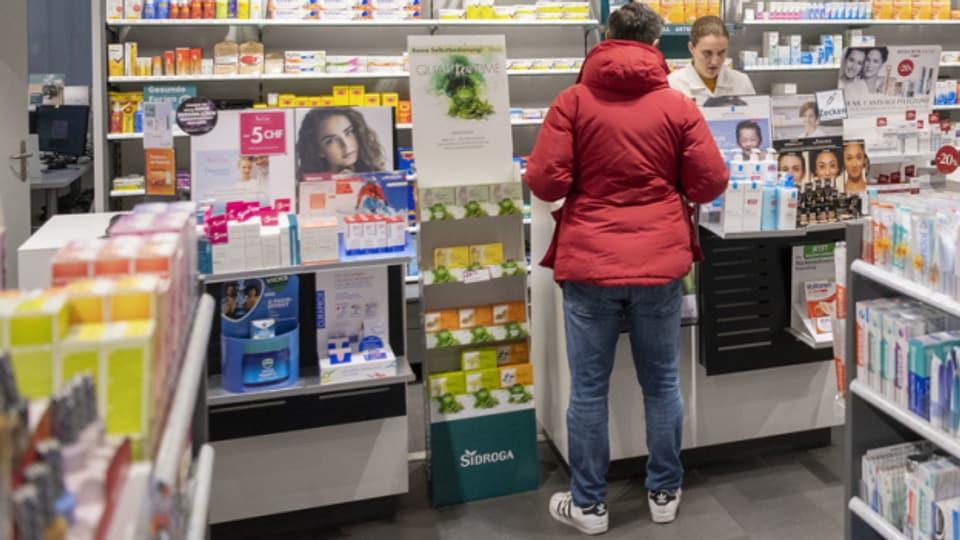 Cannabis aus der Apotheke: Rund 10 sollen am Piloptrojekt mitmachen.