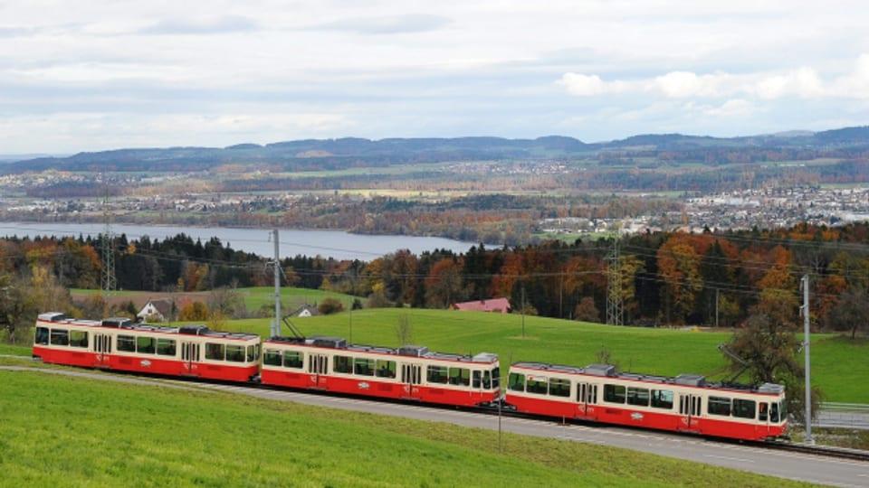 Bei der Forchbahn stehen rund 25 kleinere und grössere Sanierungsprojekte an.