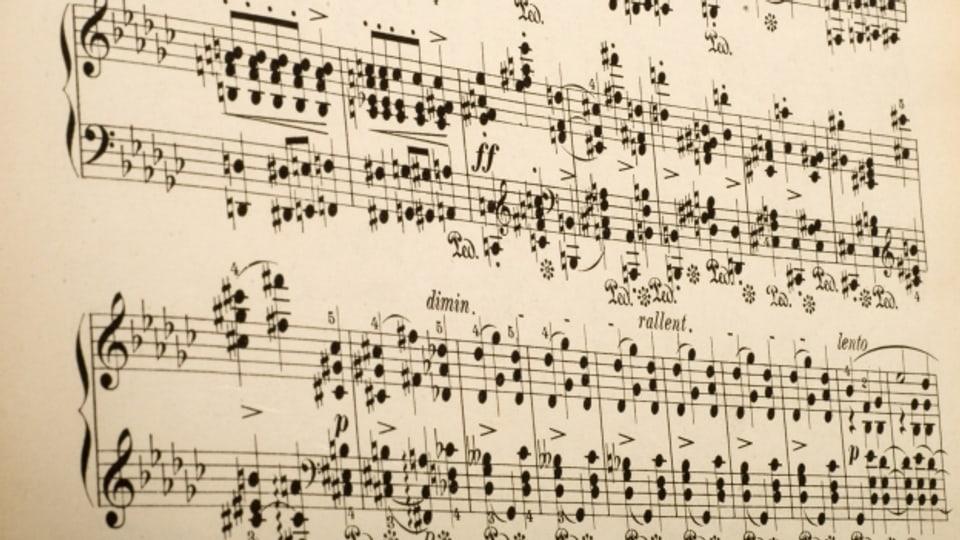 Ord in'ovra da Chopin.