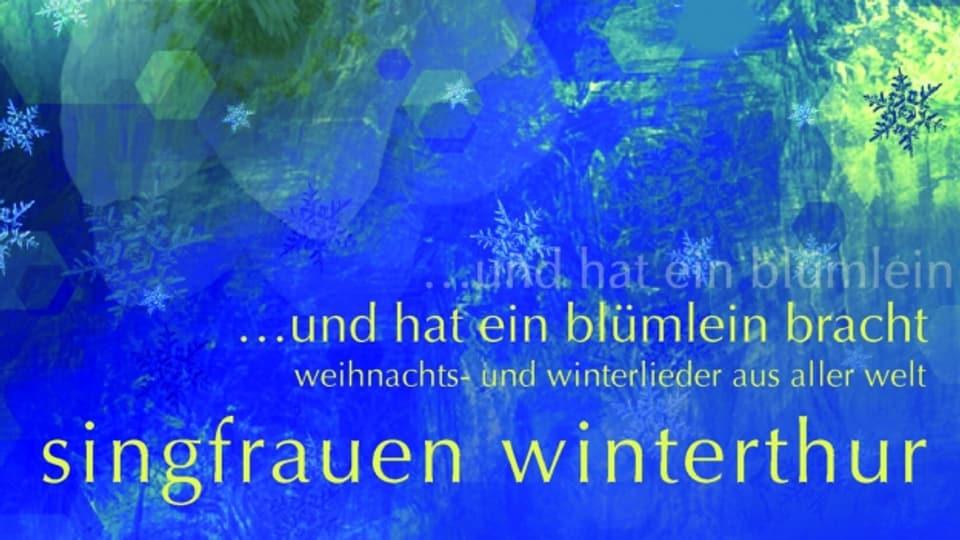 Radund 40 vuschs cumpiglià «Singfrauen Winterthur».