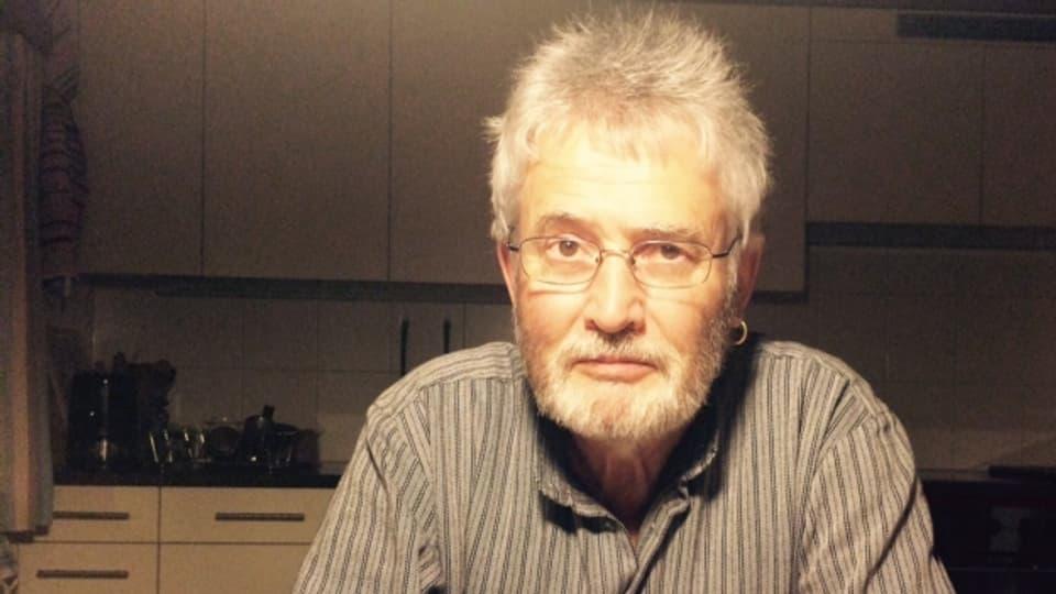 Peter Michael, president da la «Rätische Vereinigung für Familienforschung».