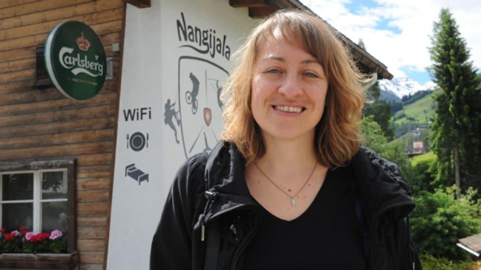 Forsa bainbaud la nova possessura: Stefanie Schmid