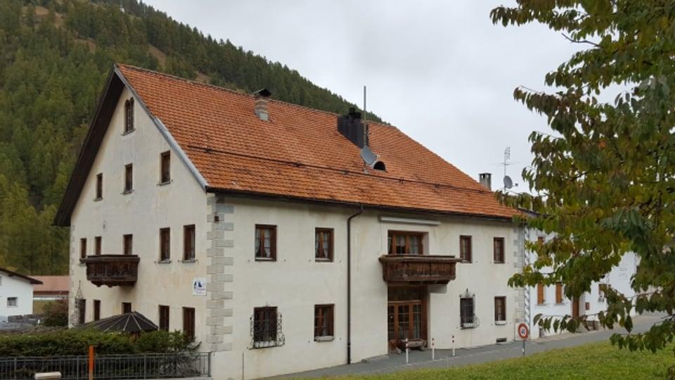 La dimora per fugitivs a Valchava