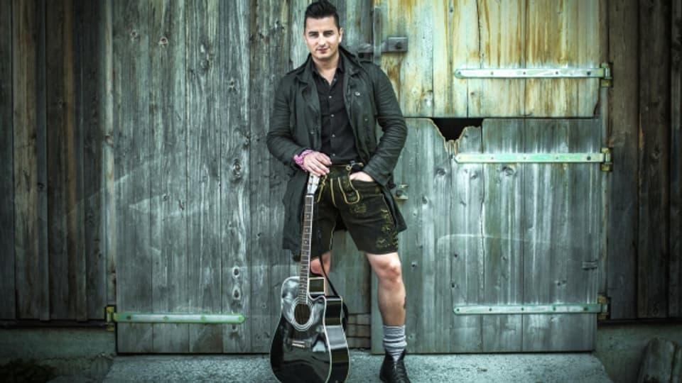 Andreas Gabalier der «Volks-Rock'n'Roller»