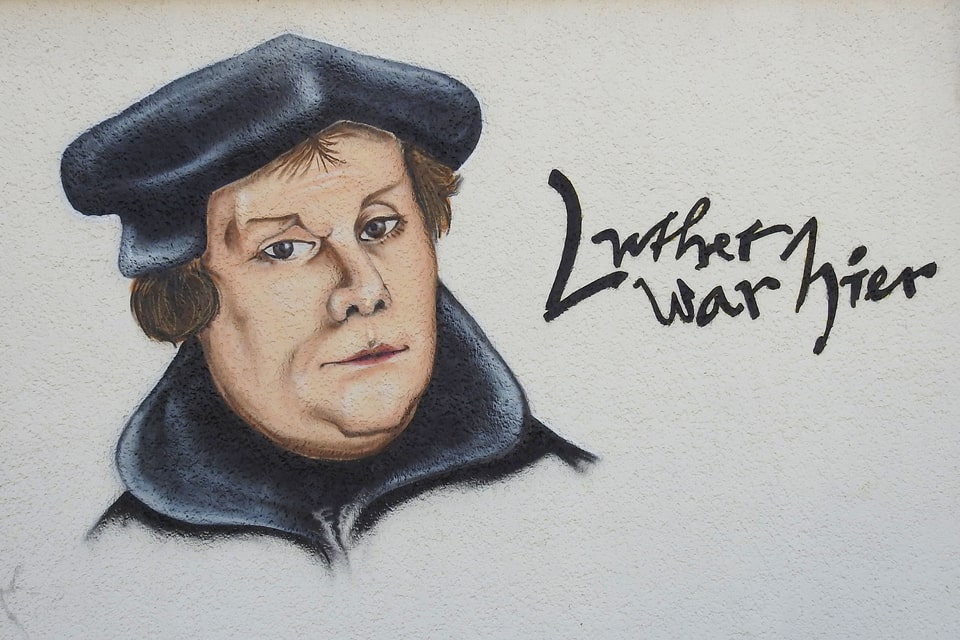Martin Luther, il refurmatur