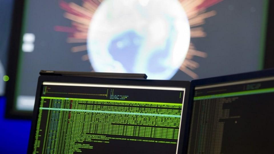 Codaziuns dad in computer.