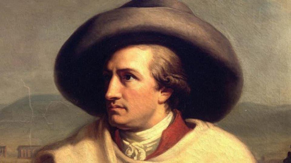 Johann Wolfgang von Goethe - mort avant 185 onns