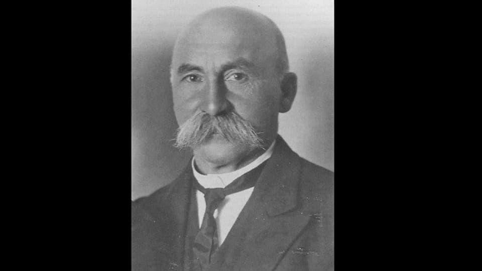 """Hans Erni (1867-1961) - il """"Bovet"""" rumantsch"""