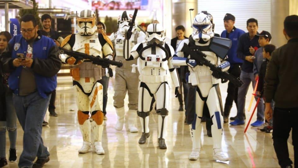 Fanatichers da Star Wars.