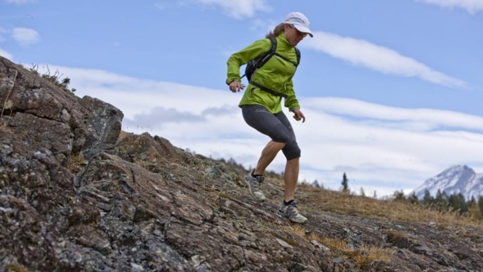 Trail-Running è il currer sur sendas e trutgs