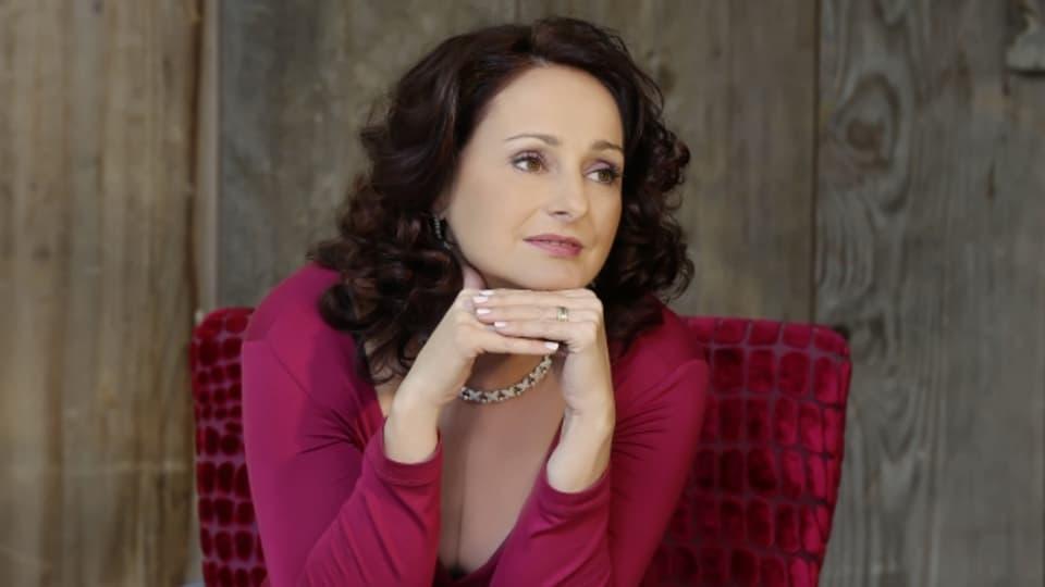 Letizia Scherrer, la sopranista da Trun