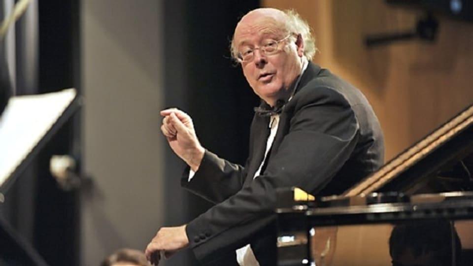 Simon Camartin dirigia a Falera