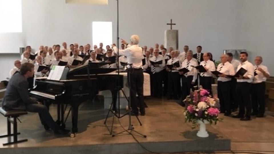 Ligia Grischa - concert 2018 a Glion