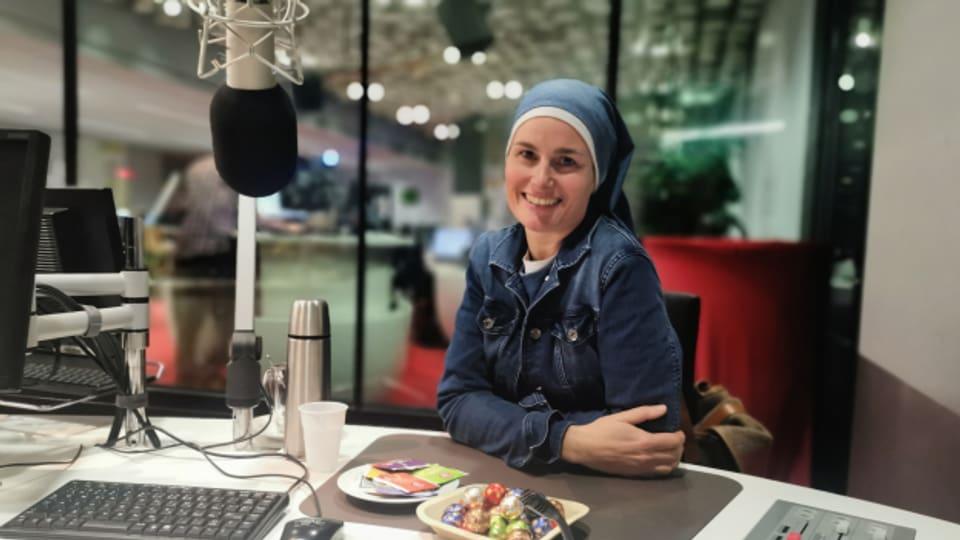 Schwester Veronika, Gefängnisseelsorgerin