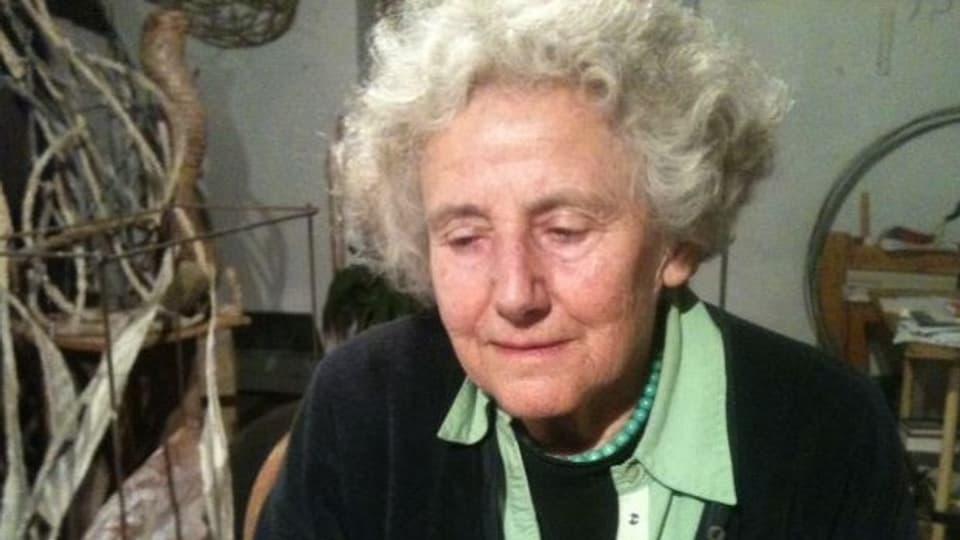 Erica Pedretti il 2013.