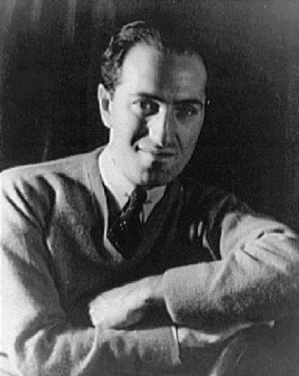 eorge Gershwin (1898-1937) - pianist e cumponist