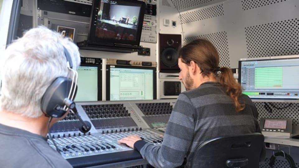 "Gioni Alig e Cristian Gottschalk - dus dal ""bien tun"""