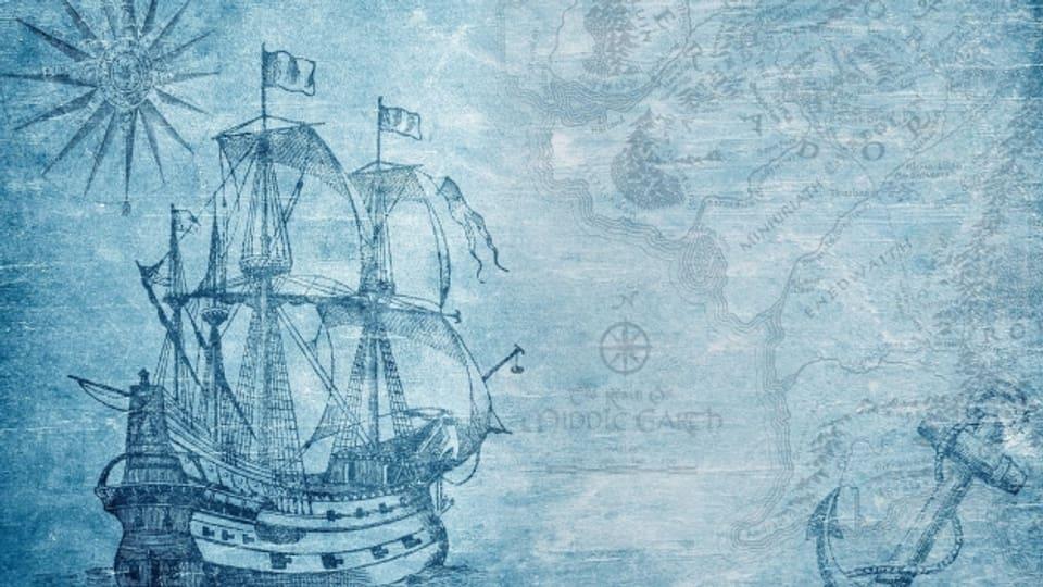 L'expediziun da Magellan è stada istorica.