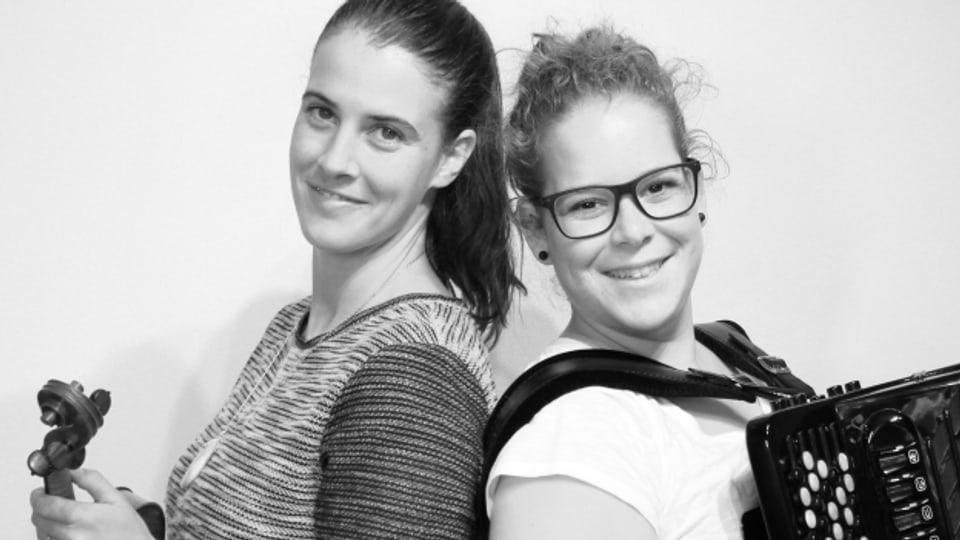 Nina Mayer & Sidonia Caviezel - il duo Mi'amia