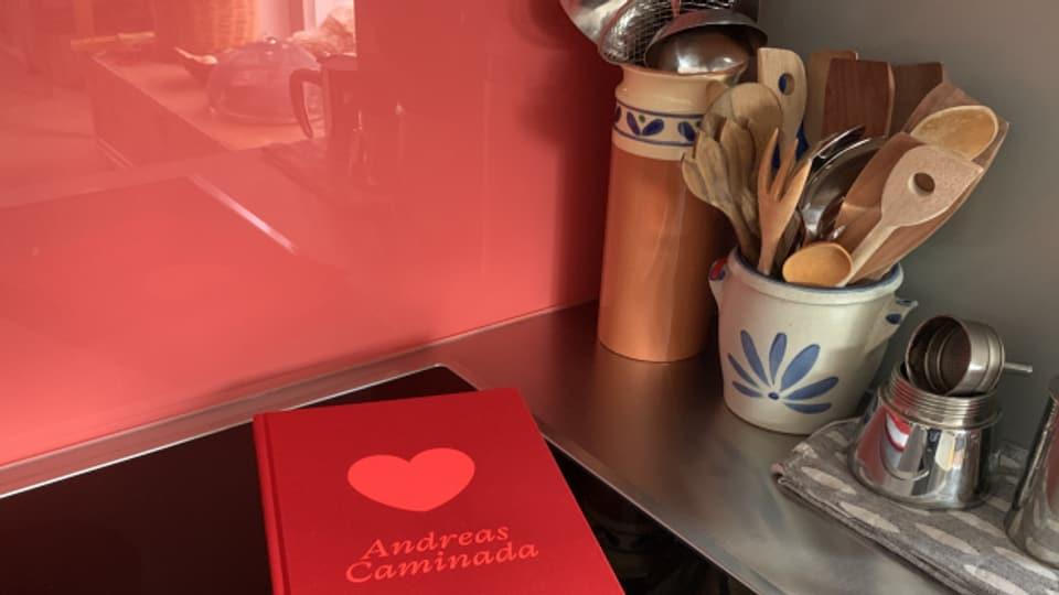 L'emprim cudesch da cuschinar dad Andreas Caminada